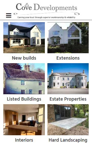 Cove Developments - Dorset Building Services